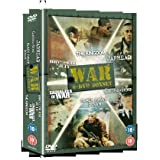 6 Film Box Set: Black Hawk Down/ Born On The 4Th Of July/ Casualties Of War/ Gardens Of Stone/ Jarhead/ Kingdom [DVD] by Jamie Foxx