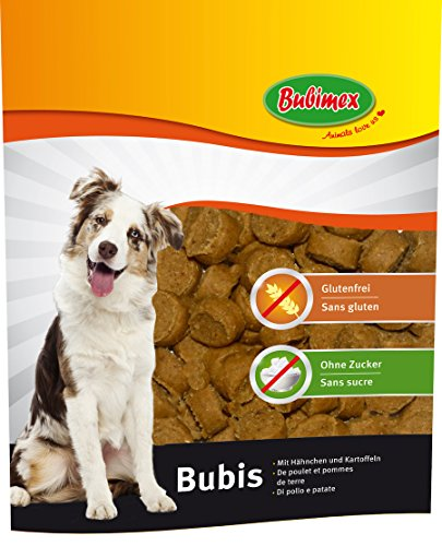 BUBIMEX Bubis Leckerlis im Huhn Hunde 200g