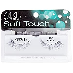 Ardell - Soft Touch - Tapered Tip Lashes - Black 150