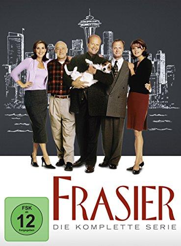 Frasier – Die komplette Serie (44 Discs)