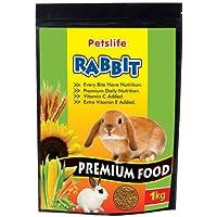 Foodie Puppies Petslife Rabbit Food (1kg)