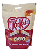 #10: Nestle KitKat DUO Chocolate, 128g Pouch