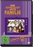 Eine schrecklich nette Familie - Fünfte Staffel (3 DVDs) [Import allemand]