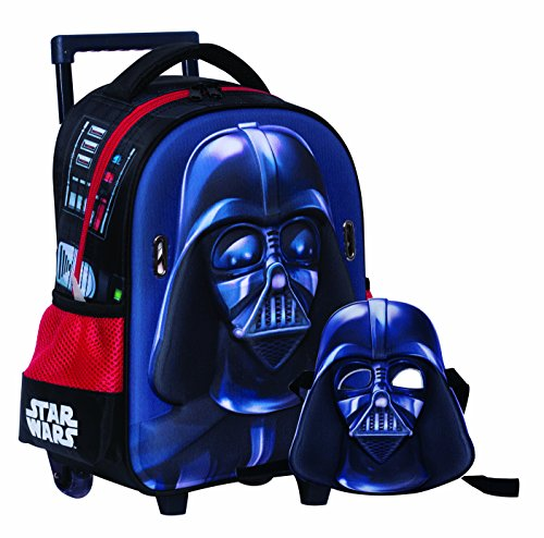 STAR WARS 338-17072 - Zainetto Trolley Ovale Darth Vader