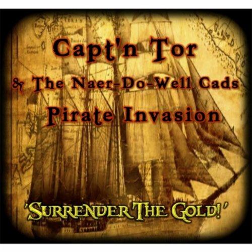 Surrender the Gold (British Invasion-gold)