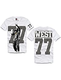 101a3b9acde0a E1Syndicate T-Shirt Kanye West Boost Life OB Pablo Yeezus Yeezy Saint