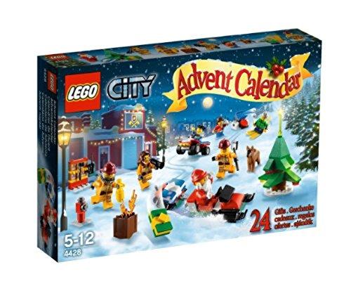 Lego city town 4428 - il calendario dell'avvento di lego® city