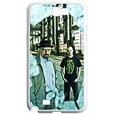 Gdragonhighfive Teléfono celular Breaking Bad temporada 4Breaking Bad Póster Samsung Galaxy Note 2N7100funda Unque se envía en funda