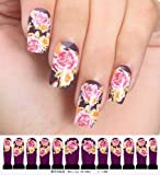 Nail Art Sticker Set Design Tattoo Nailsticker C7-008