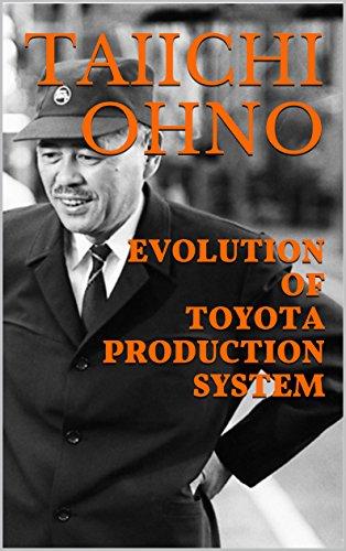 EVOLUTION OF TOYOTA PRODUCTION SYSTEM por Taiichi Ohno