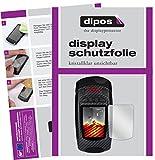 dipos I 6X Schutzfolie klar passend für Seek Thermal RevealPro Wärmebildkamera Folie Displayschutzfolie