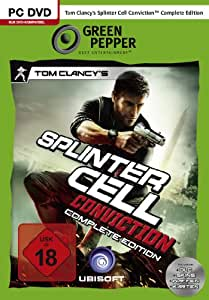 Splinter Cell - Conviction Complete (Tom Clancy) [Software Pyramide] - [PC]