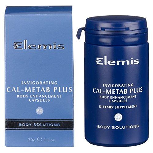 Elemis Belebende Cal-Metab Plus 60 Kapseln