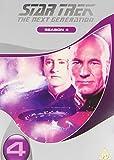 Star Trek Next Generation - Season 4(Slimcase) [Edizione: Regno Unito] [Edizione: Regno Unito]