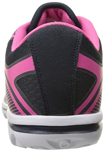 Propet Billie Damen Synthetik Laufschuh Navy/Pink