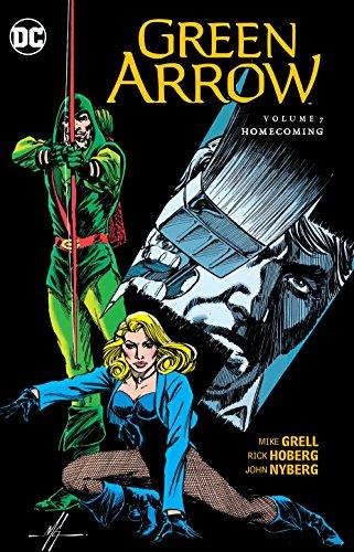 Green Arrow Vol 7 Homecoming por Mike Grell