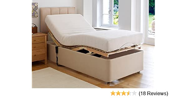 """76cm x 198cm Quilted Luxury UK Made Electric Bed Mattress Protector 2/'6/""""x 6/'6/"""""""