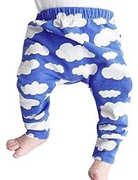 Vovotrade Niñito Infantil Recién Nacido Bebé Niño Niña Pantalones 9fc537ca585