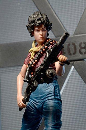 Alien Figura de acción Ellen Ripley iniciados Tribute (H: 18cm), transportable de plástico 3