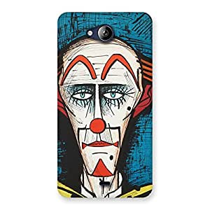 Neo World Classic Paint Art Back Case Cover for Canvas Play Q355
