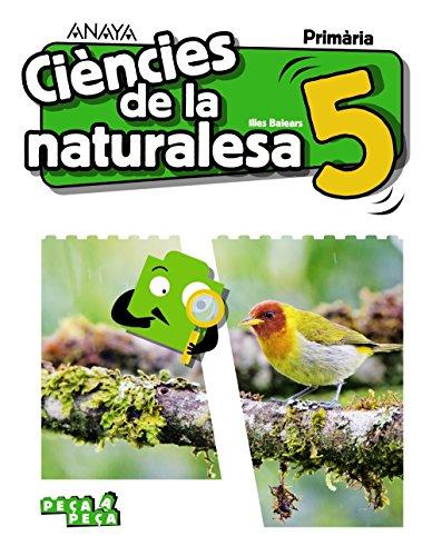 Ciències de la naturalesa 5. (Peça a peça)