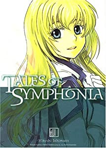 Tales of Symphonia Edition simple Tome 2