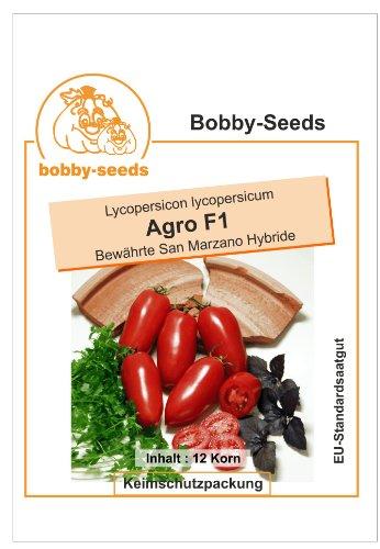 Bobby-Seeds Tomatensamen Agro F1 Portion