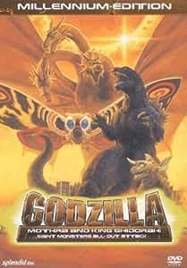Godzilla, Mothra and King Ghidorah ...