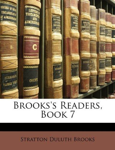 Brooks's Readers, Book 7