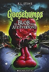 Goosebumps: The Blob That Ate Everyone [DVD] [Region 1] [US Import] [NTSC]