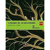 Ciencias de la naturaleza. 3 Primaria. Savia. Castilla y León