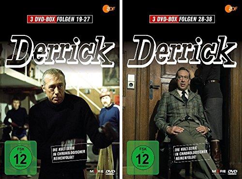 Derrick - Box 3+4 (6 DVDs)