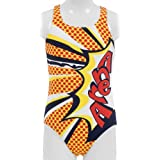 Arena Marseille Textile Swimsuit, Youth