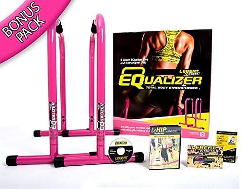 Lebert Fitness Equalizer Pink Bonus Pack