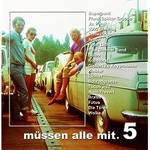 Müssen alle mit 5 (exklusiv bei Amazon.de)