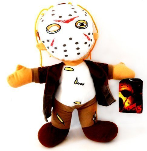 """"""""""" Friday the 13th Jason Voorhees """"con licenza ufficiale, collezionabile, dal film Toy-Bambola in peluche di Horror Movie Collectibles by Horror Movie Collectibles"""
