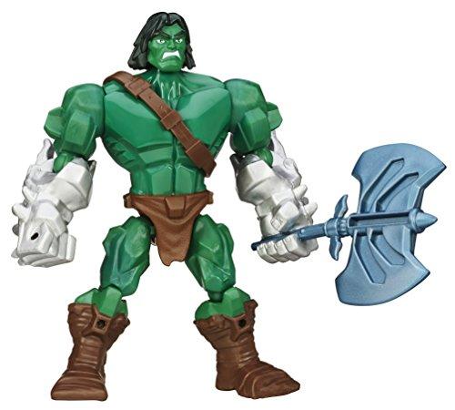 Hasbro - Marvel Eroe Mashers Skaar Figura di azione