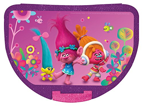 P: os 25848-Fiambrera Eco Dreamworks Trolls, 16x 12x 6.5cm
