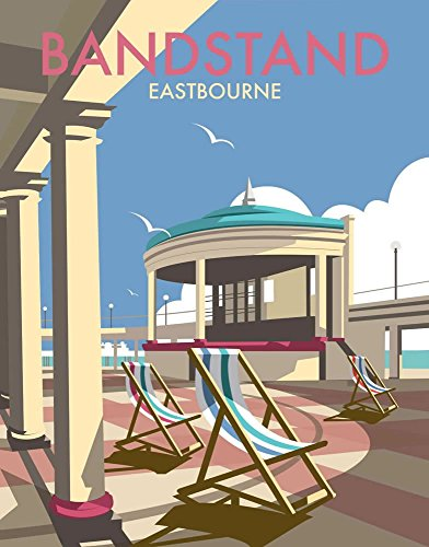 dave-thompson-stampa-fine-art-aegon-bandstand-multicolore-14-x-28