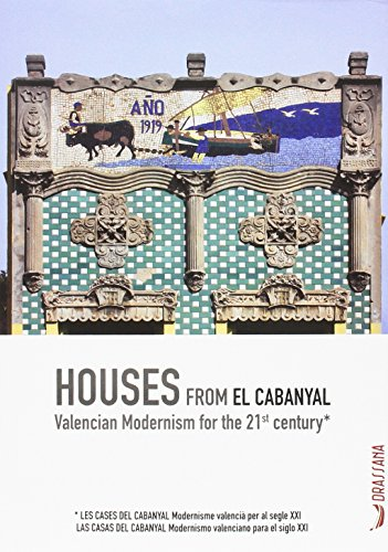 Houses from el Cabanyal : Valencian modernism for the 21st century