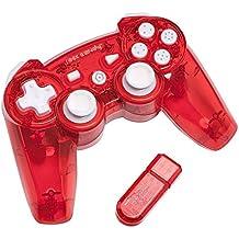 PDP - Mando Wireless Rock Candy, Color Rojo (PlayStation 3)