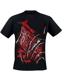 Darkside - Freddy T-Shirt, Farbe: schwarz