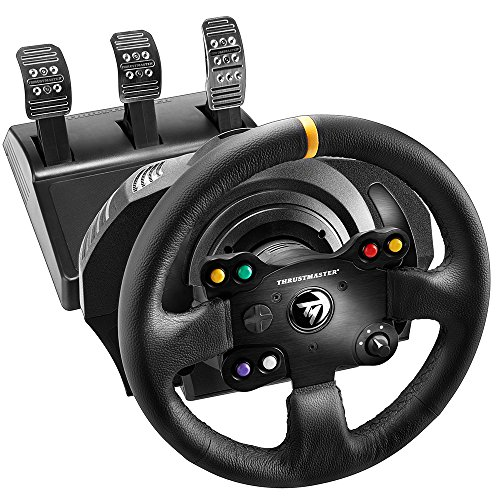 Thrustmaster Tx Rw Volante, Leather...
