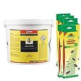 Detia - Ameisen-Ex Ameisenmittel - Inklusive 5X Ungeziefer Klebefalle