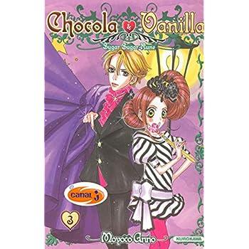 Chocola et Vanilla - tome 03 (03)