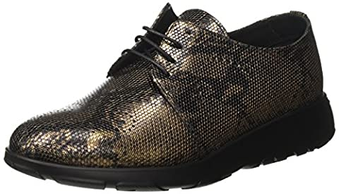 Fratelli Rossetti 75363, Sneakers basses femme - or - Oro (Bronzo), 39 EU