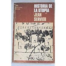 Historia de la Utopía