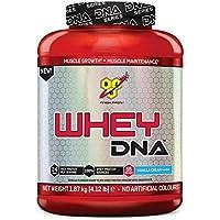 BSN DNA Whey Protein Powder, Vanilla, 1.87 kg