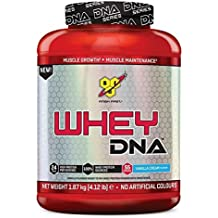 BSN DNA Whey Proteína en Polvo, Vanilla - 1870 g