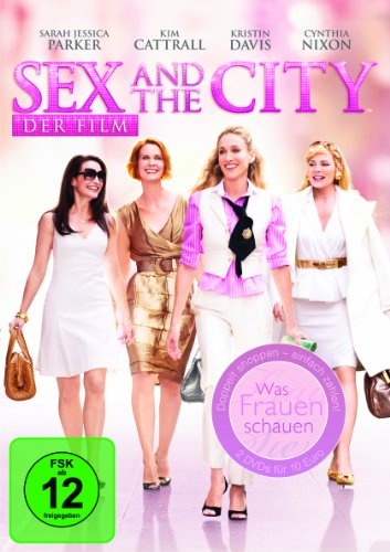 Sex and the City - Der Film – DVD